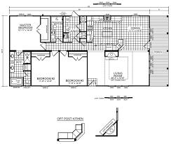 Ponderosa Floor Plan Ponderosa 32 X 68 1824 Sqft Mobile Home Factory Expo Home Centers
