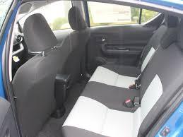 toyota prius legroom 2016 prius c seat covers