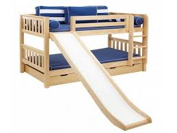 Bunk Bed Slide Chic Bunk Bed With Slides Bunk Bed With Slide 4 Home Ideas