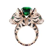 classic cat ring holder images A collection of animals jewelry collection boucheron usa png
