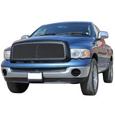 Dodge Ram Truck Grills - 02 05 dodge ram 1500 03 05 2500 3500 evolution stainless steel