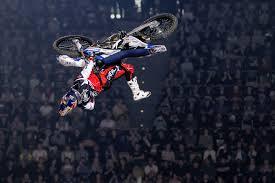 freestyle motocross riders o u0027neal europe maikel melero did it again