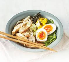 cuisine re japanese ramen noodle soup recipe food