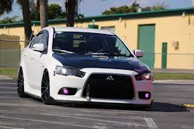 mitsubishi ralliart custom 2015 mitsubishi ralliart boosted panda