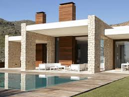 elegant 2 story modern home design 4 home ideas