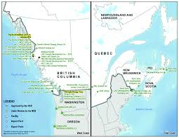 United States Map East Coast by Neb Feature Article Understanding The Regulatory Process For