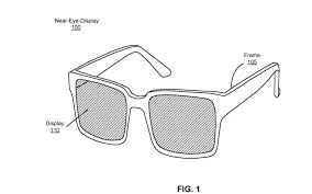 facebook patents oculus augmented reality glasses