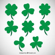 4 leaf clover template clover vectors photos and psd files free