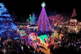 christmas attractions near your three bedroom table rock lake condo