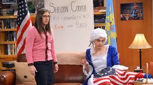 Big Bang Theory Fun With Flags Episode The Champagne Reflection Summary The Big Bang Theory Season 8