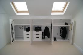 wardrobe solutions for loft conversion google search gezellig