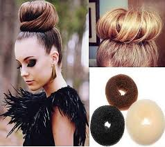 vlasove doplnky viphair cz vycpávka do drdolu výběr z 3 barev vlasové