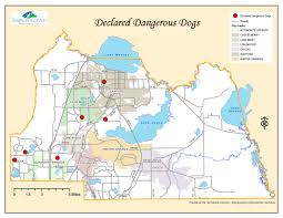Florida Springs Map Declared Dangerous Dogs List Residing In Seminole County S