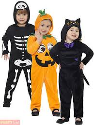 toddler cat skeleton pumpkin costume child halloween boy