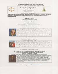 the 7th annual family history u0026 genealogy fair