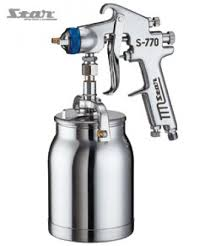 Paint Spray Gun Hire - gun