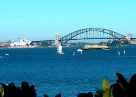 sydney harbour cruise our view from a sydney harbour cruise bay picture of