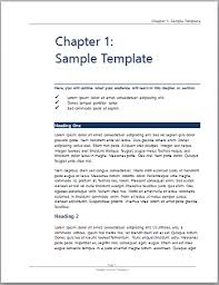 manual cover page template