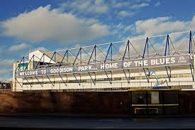 Top Balcony Goodison Park by Everton Fc Goodison Park Stadium Guide English Grounds
