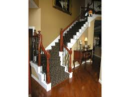 Rug Runner For Stairs Architecture Interesting U Staircase Design With Dark Stair Runners