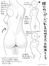 Female Anatomy Reference 55 Best 腰 Images On Pinterest Anatomy Reference Art Tutorials