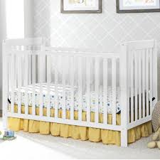 How To Convert 3 In 1 Crib To Toddler Bed Delta Children Bennington Classic 3 In 1 Convertible Crib White
