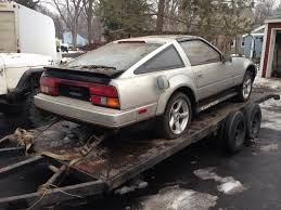 nissan 300zx rocket bunny just call me harada my 1984 50th anniversary edition z31 300zx