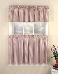 Home Decor Design Draperies Curtains Curtain Lovely Design Of Cafe Curtains Target For Home Decoration
