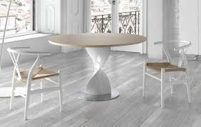 table ronde cuisine pied central table cuisine ronde pied central 2017 et table ronde blanche avec