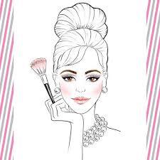 makeup artist sketchbook 415 best gu s fashion illustrations images on