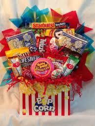 Movie Baskets Movie Theater Gift Card U0026 Gift Basket Gift Ideas Pinterest