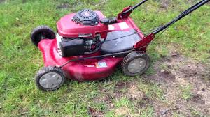 craftsman self propelled 3to1 mower 917 377791 with honda