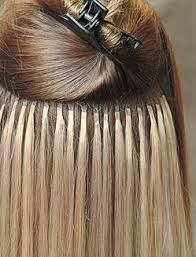 keratin bond extensions are hair extensions for you