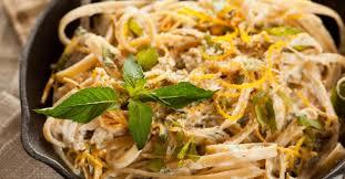 cuisine wok facile wok de linguine sautées au citron recipe