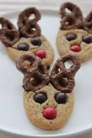 reindeer cookies holiday inspiration reindeer cookies homemade