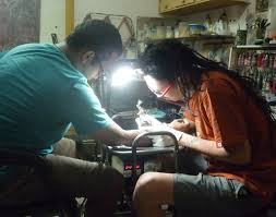 eternity tattoo parlor jogja got ink yogyakarta tattoo guide latitudes