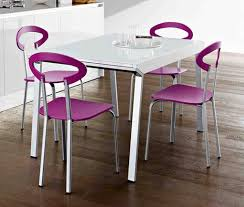 White Square Kitchen Table by How To Pick Perfect Kitchen Tables For Your Home Decor Crave