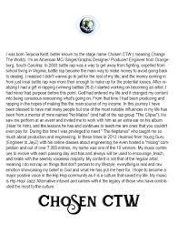 chosen ctw