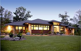 Hipped Roof House Plans Contemporary Prairie Style Home Prairie Style Home Pinterest