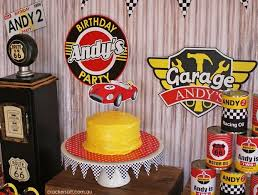 cing birthday party 33 best hot rod birthday party images on birthday