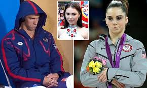 Maroney Meme - mckayla maroney s olympic meme crown goes to michael phelps after