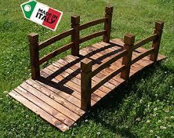 di legno per giardino ponte in legno da giardino per esterni decorazione arredamento