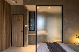 Glass Room Divider San Francisco Glass Room Dividers Entry Contemporary With Exposed