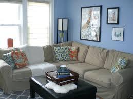 behr paint color riverside bluegray blue interior colors