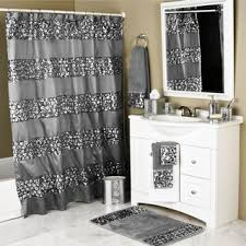 Bathroom Shower Curtain Luxury Shower Curtain And Hook Set Free Shipping On Orders