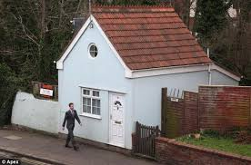 tiny two story house tiny two storey house that is just 13ft wide goes on the market for