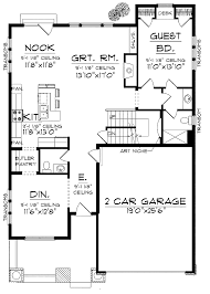 43 5 bedroom house plans with in law suite style house plans 3177