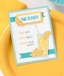 How To Design An Invitation Card Making An Invitation That