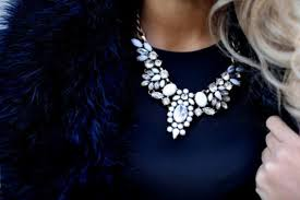 statement necklace white images Jewels necklace statement silver diamonds diamonds white jpg