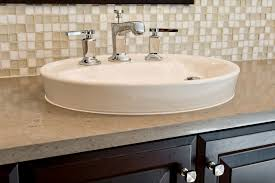 Bathroom Sink Backsplash Ideas How To Install Glass Tile Backsplash In Bathroom Silver Glass